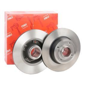 Bremsscheibe Bremsscheibendicke: 8mm, Lochanzahl: 4, Ø: 240mm mit OEM-Nummer 82000-38305