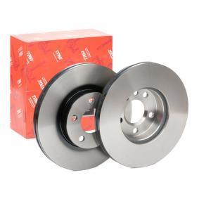 Bremsscheibe Bremsscheibendicke: 26mm, Lochanzahl: 5, Ø: 300mm mit OEM-Nummer 114 178 2