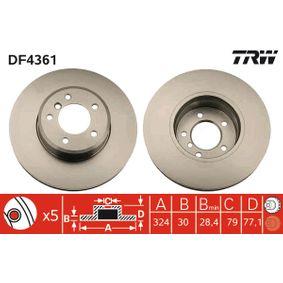 Artikelnummer DF4361 TRW Preise