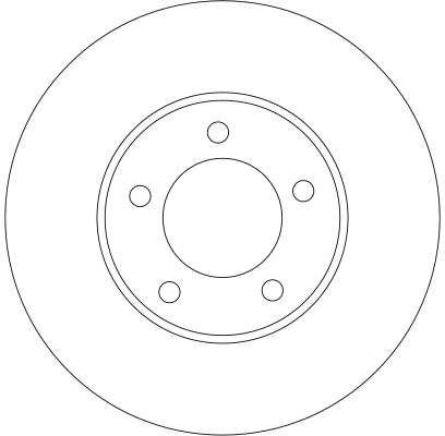 Brake Rotors TRW DF4384 rating