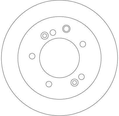 Scheibenbremsen TRW DF4394 Bewertung