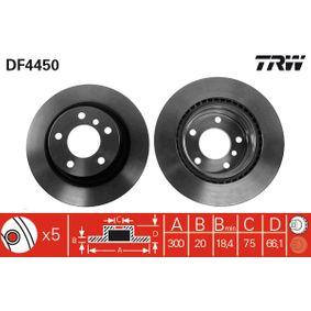 TRW DF4450 EAN:3322937473625 Shop