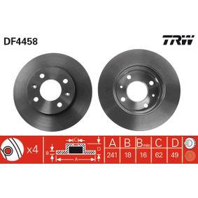 Bremsscheibe Art. Nr. DF4458 120,00€