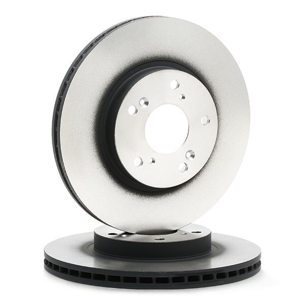 Disc Brakes TRW DF4486 3322937474356