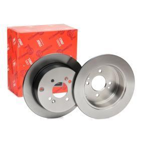 Disco de freno DF4803 GETZ (TB) 1.5 i ac 2005