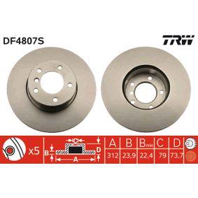 Artikelnummer DF4807S TRW Preise