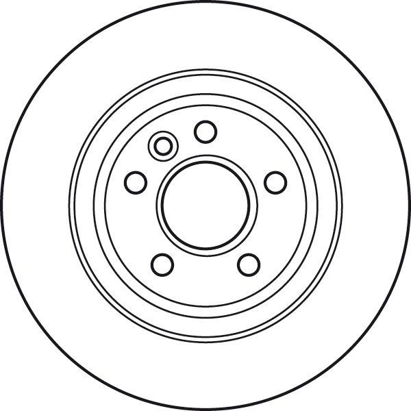 Scheibenbremsen TRW DF4844 Bewertung