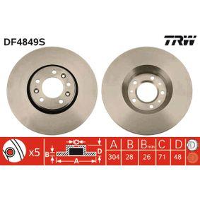 Artykuł № DF4849S TRW cena