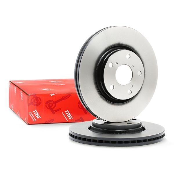 Disc Brakes TRW DF4939S expert knowledge