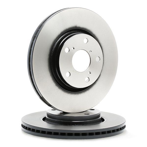 Disc Brakes TRW DF4939S 3322937951154