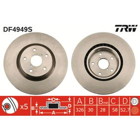 DF4949S TRW DF4949S in Original Qualität