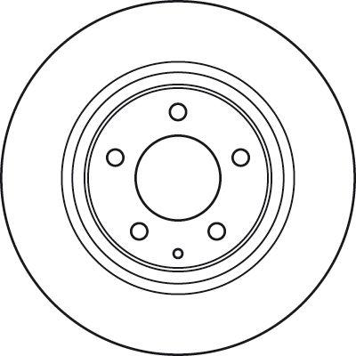Scheibenbremsen TRW DF4967 Bewertung
