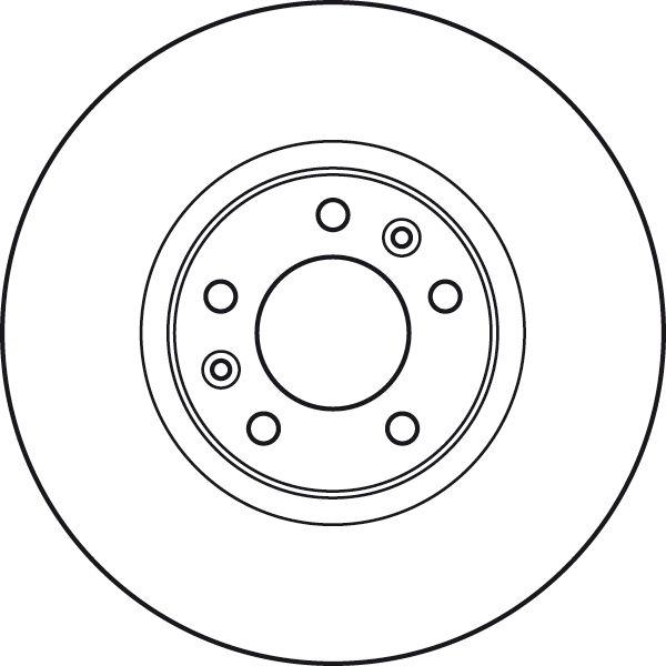 Scheibenbremsen TRW DF4971 Bewertung