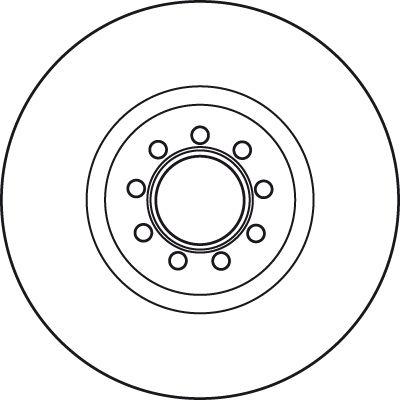 Scheibenbremsen TRW DF4984S Bewertung