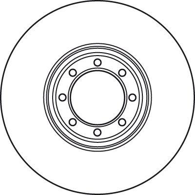 Scheibenbremsen TRW DF4985S Bewertung