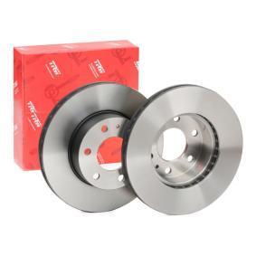 Bremsscheibe Bremsscheibendicke: 28mm, Lochanzahl: 6, Ø: 300mm mit OEM-Nummer 299 6131