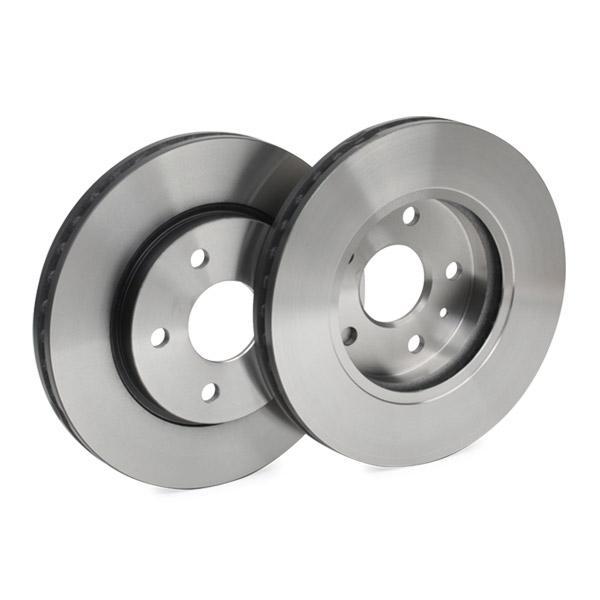 Scheibenbremsen TRW DF4995S Bewertung
