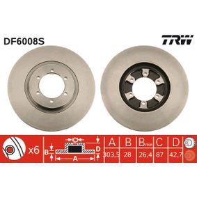 DF6008S TRW DF6008S oryginalnej jakości