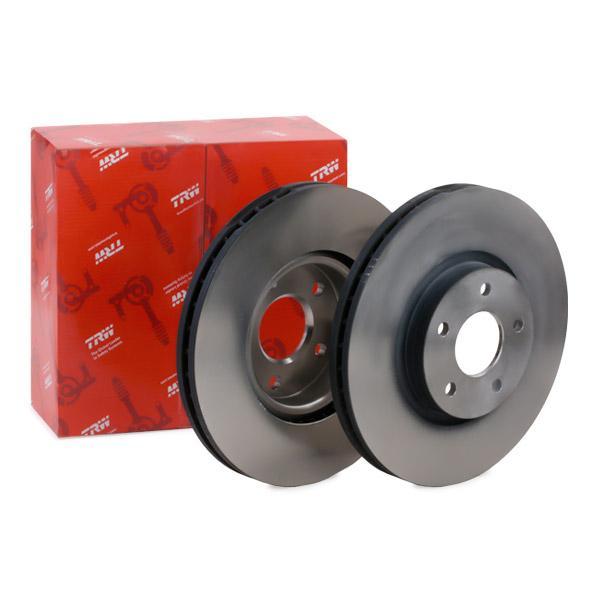 Disc Brakes TRW DF6019S expert knowledge