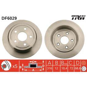 DF6029 TRW DF6029 oryginalnej jakości