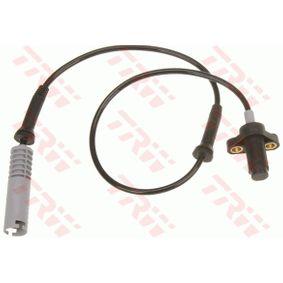 Sensor, Raddrehzahl Länge: 690mm mit OEM-Nummer 34 52 1 182 159