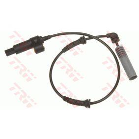 Sensor, Raddrehzahl Länge: 580mm mit OEM-Nummer 11 64 6 51
