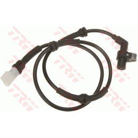 Sensor, Raddrehzahl Länge: 930mm mit OEM-Nummer 96FB-2B372-BD
