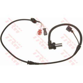 Sensoren VW PASSAT Variant (3B6) 1.9 TDI 130 PS ab 11.2000 TRW Sensor, Raddrehzahl (GBS2502) für