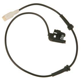 Sensor, Raddrehzahl Länge: 840mm mit OEM-Nummer 9658420780