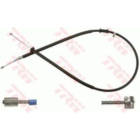 Cable, parking brake GCH2615 PUNTO (188) 1.2 16V 80 MY 2002