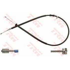 Cable, parking brake GCH2615 PUNTO (188) 1.2 16V 80 MY 2000