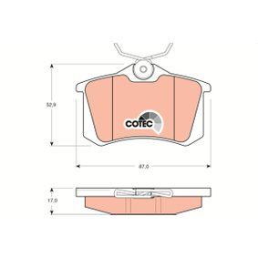 Артикул № 20961 TRW Цени