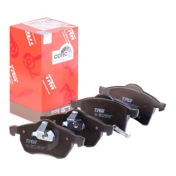 Bremseklosser TRW GDB1350 fagkunnskap