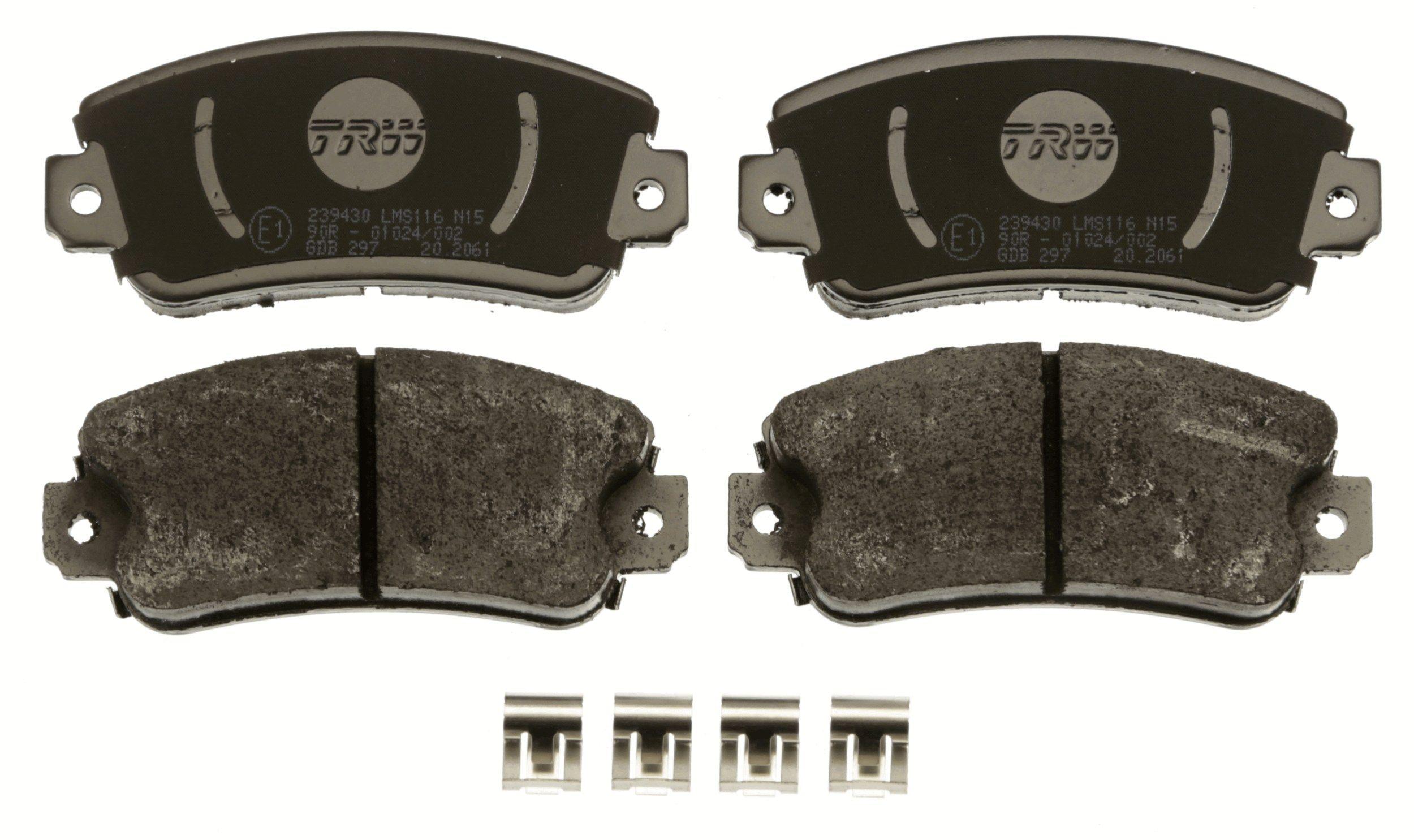 Bremsbelagsatz TRW 20951 Bewertung