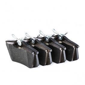 Bremsbelagsatz, Scheibenbremse Höhe: 52,9mm, Dicke/Stärke: 15,0mm mit OEM-Nummer 8E06-9845-1B