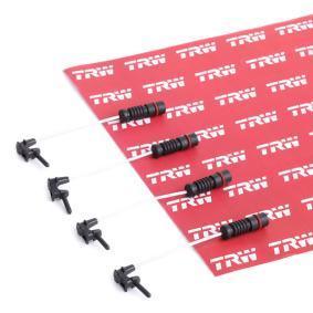 Warnkontakt, Bremsbelagverschleiß Warnkontaktlänge: 95mm mit OEM-Nummer 5400217