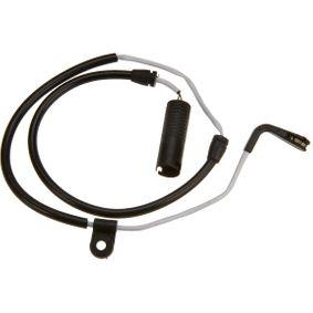 Warnkontakt, Bremsbelagverschleiß Warnkontaktlänge: 805mm mit OEM-Nummer 34351163065