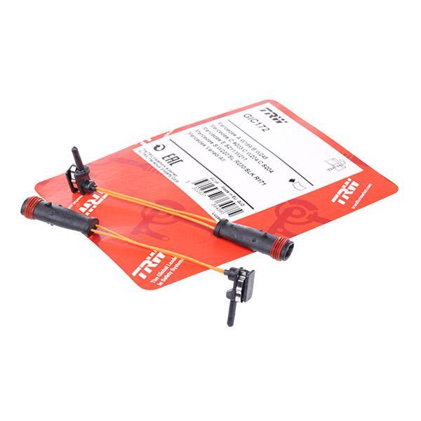 Sensor de Desgaste de Pastillas de Frenos TRW GIC172 conocimiento experto