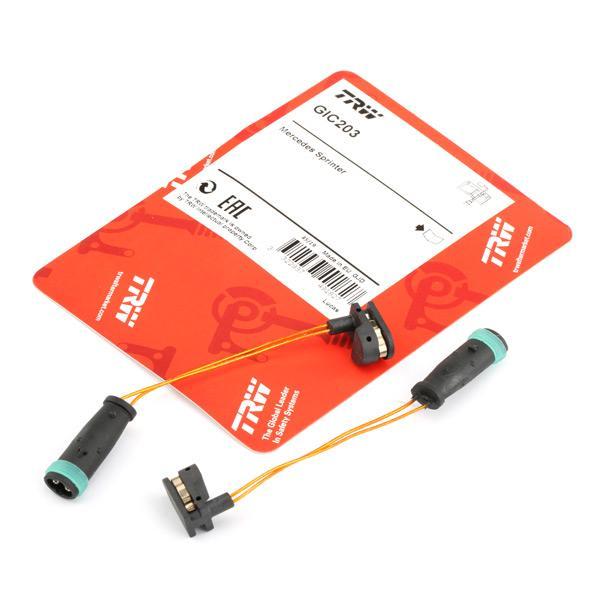 Sensor de Desgaste de Pastillas de Frenos TRW GIC203 conocimiento experto