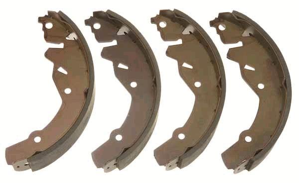 Bremsbacken GS8465 TRW GS8465 in Original Qualität