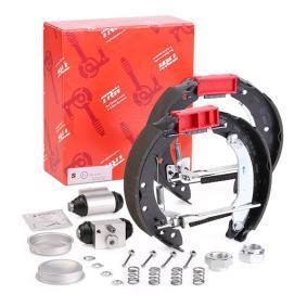 TRW Superkit GSK1255 Bremsensatz, Trommelbremse