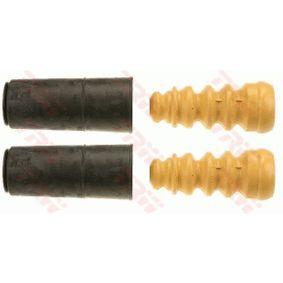 Staubschutzsatz, Stoßdämpfer mit OEM-Nummer 1J0 512 131 B
