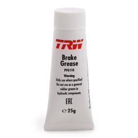 Schmiermittel TRW PFG110 für Auto (Tube, Gewicht: 25g)
