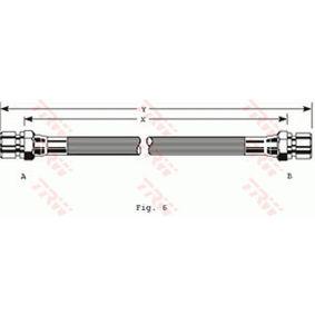 Bremsschlauch Art. Nr. PHA104 120,00€