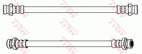 Bremsschlauch TRW PHA427 Bewertung