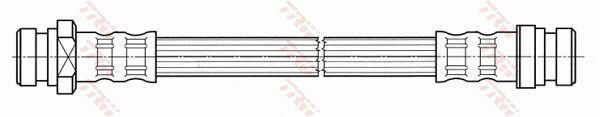 Bremsschlauch TRW PHA448 Bewertung