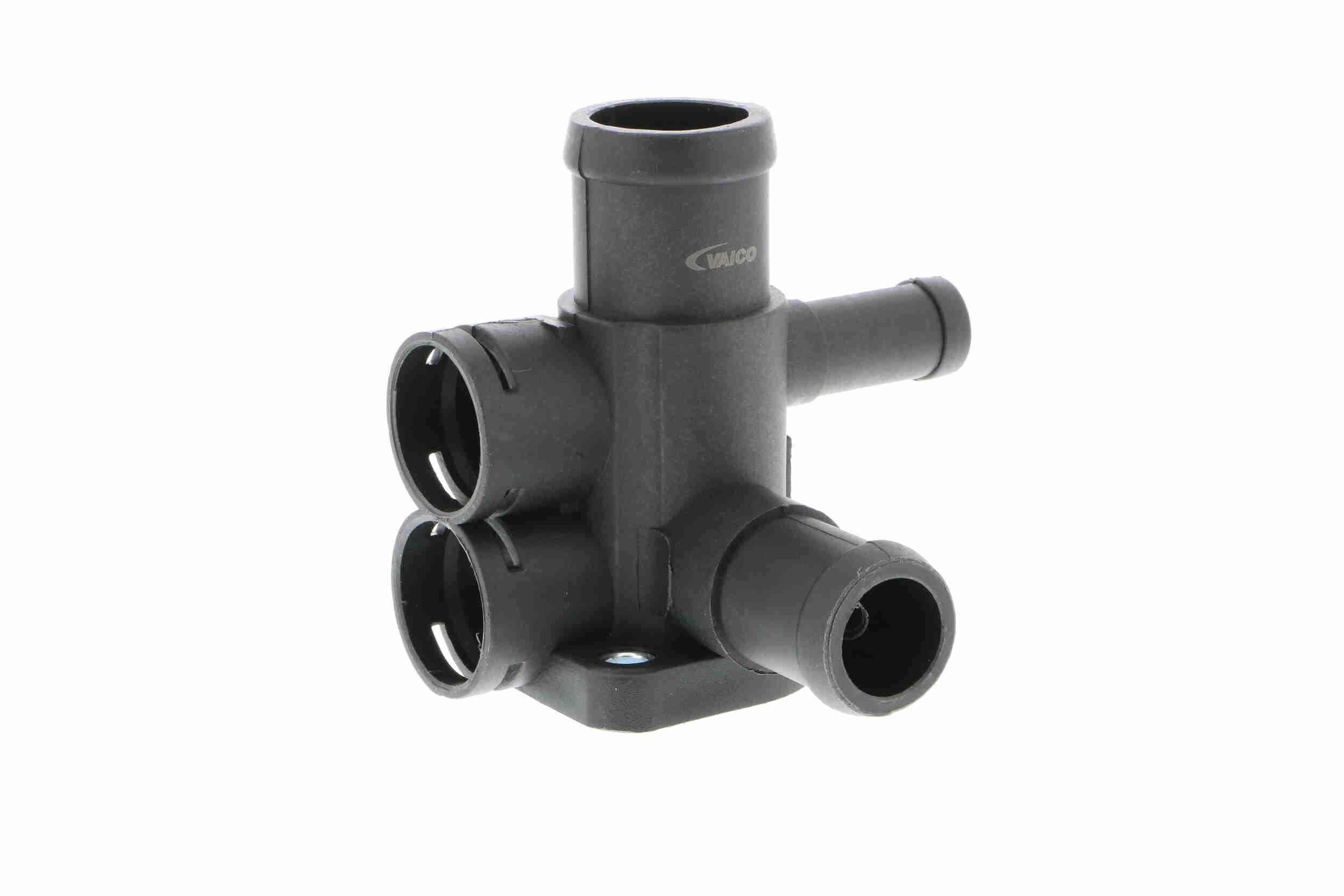 VAICO  V10-0010 Kühlmittelflansch