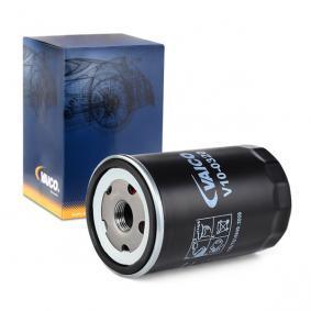 VAICO Ölfilter V10-0320 für AUDI 80 (8C, B4) 2.8 quattro ab Baujahr 09.1991, 174 PS