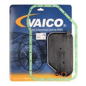 VAICO Hydraulikfiltersatz, Automatikgetriebe V10-0387 für AUDI A4 Cabriolet (8H7, B6, 8HE, B7) 3.2 FSI ab Baujahr 01.2006, 255 PS