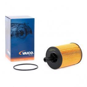 VAICO Ölfilter V10-0391 für AUDI A3 (8P1) 1.9 TDI ab Baujahr 05.2003, 105 PS